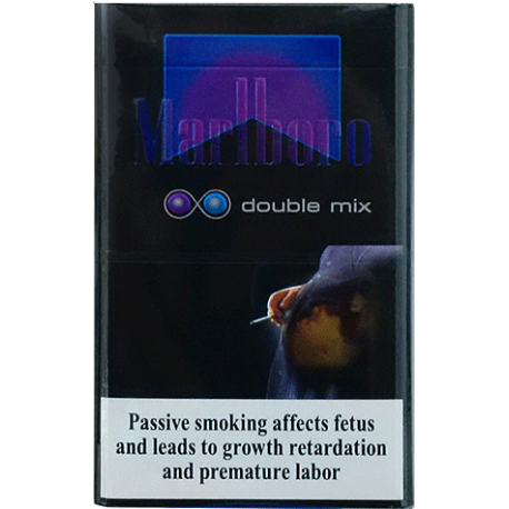 Marlboro double mix / click